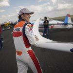 Juan Velarde, velocidad en estado puro